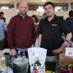 Shane Orzechowski, New England Market Manager, St. Killian Importing and RJ Kirby, Sales Representative, St. Killian Importing.
