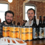 Taylor Jacobson and Tyler Guilmette, Founder, Brewmaster Jack.