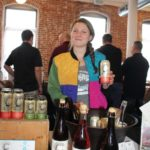 Allie Stote, Sales Representative, Champlain Orchards & Cidery.