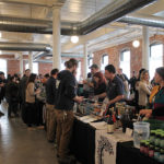 Trade professionals gathered for the Best Beverage and Craft Beer Guild Distributing collaborative tasting at Hope Artiste Village in Pawtucket.
