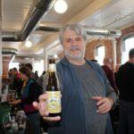 Jim Holladay of Quality Liquids.