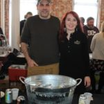 Mark Sigman and Steph Geiling of Relic Brewing.