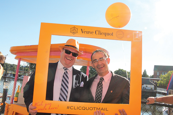 Veuve Clicquot National Tour Bubbles Up In Greenwich