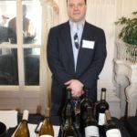 Chris Newman, Northeast Regional Sales Manager, Crimson Wine Group.