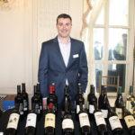 John Carey, Northeast Sales Manager, Duckhorn Wine Company.
