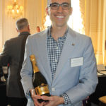 Shane Lessard, CSW and Area Sales Manager New England and Partner, Folio Fine Wine Partners.