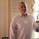 Kyle Boyer, National Sales Director, Mercer Wines. Mercer was named the 2016 Washington Winery of the Year.