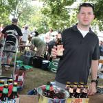 Larry Golia, Craft Beer Manager, G & G Beverage Distributors.Larry Golia, Craft Beer Manager, G & G Beverage Distributors.