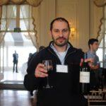 Eric Shapiro, RI Sales Manager, Moonstone Cellars.