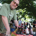 Matt Thomas, Connecticut and Rhode Island Regional Sales Manager, Dogfish Head Craft Brewing.