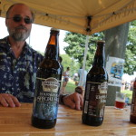 Scott Vallely, Founder and President of Charter Oak Brewing.