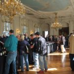 The 2017 Horizon Beverage Wine Expo inside the Rosecliff Mansion.