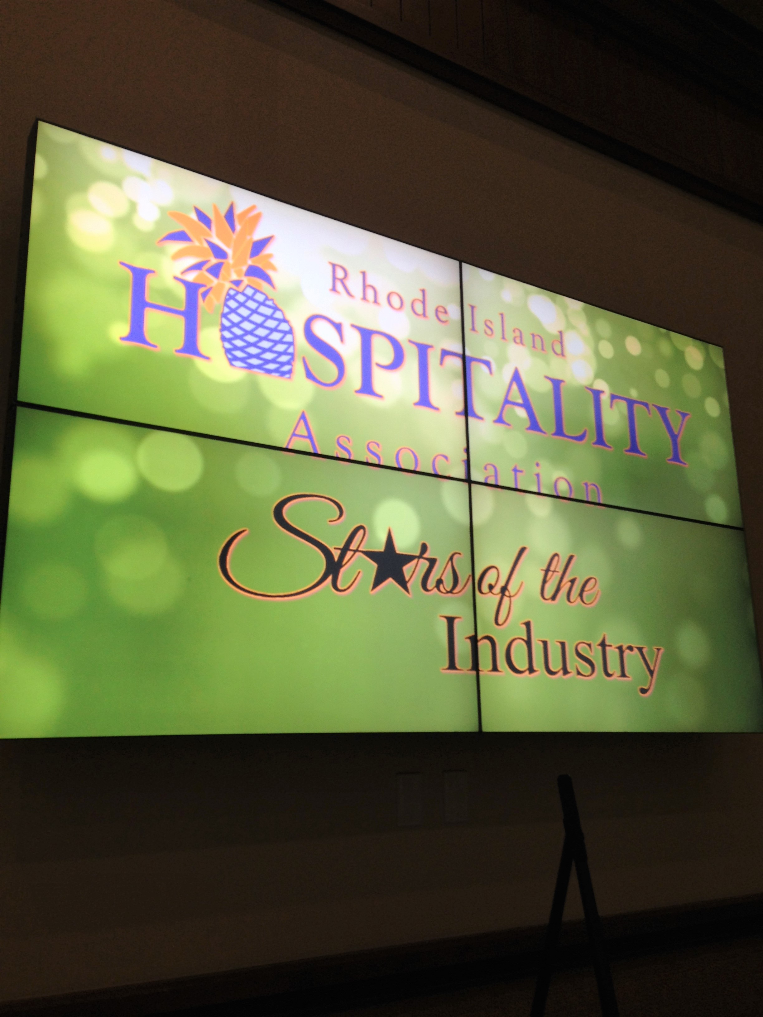 "RI Hospitality Association's Annual ""Stars"" Awards Hits Record Attendance"