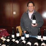 Larry Soble, Sales Manager East, Sean Minor Wines.