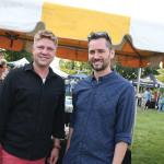 Adam von Gootkin and Pete Kowalczyk, Co-founders of Onyx Moonshine.