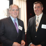 Sean Frazier, Director of Sales, Oceanstate and Baystate Wine and Spirits and Rob Gillooly, Vice President, Oceanstate and Baystate Wine and Spirits.