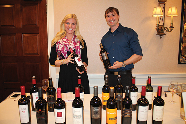 Allan S. Goodman Spring Wine Show Draws Trade