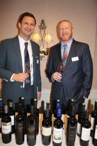 John Orefice, Sales Representative, Allan S. Goodman and Brian Schreier, Marketing Manager, Allan S. Goodman.