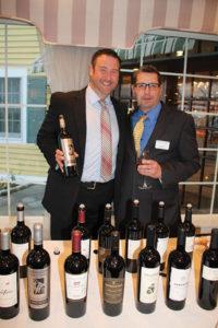 Ryan Hoisington and Michael Greenberg of Allan S. Goodman.