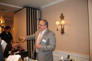 Pat Olschafskie, Sales Representative, Allan S. Goodman.