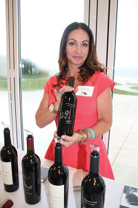 Erica Webber, Regional Sales Manager, Whitehall Lane Winery and Vineyards.