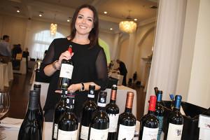 Rosaline Fleisher, Regional Manager of New England, V2 Wine Group.