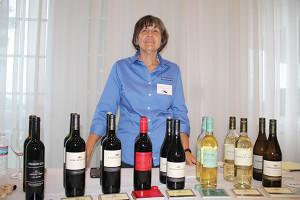 Julie Pedroncelli St. John, third generation Family Owner