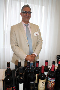 Steve Cuoco, New England District Sales Manager, Michael David Winery.