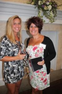 Stefanie Gannon and Jennifer Nunes, Employees, Pizzeria Uno Warwick.