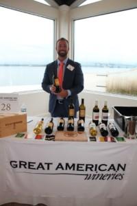 "Robert ""Bobby"" Brower, Jr., President, Great American Wineries."