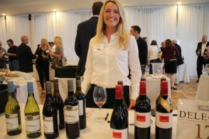 Erin McGrail, On-Premise Area Manager, Oyster Bay Wines USA.