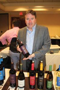 Danny Greene, Northeast Division Manager, Hess Family Estates.