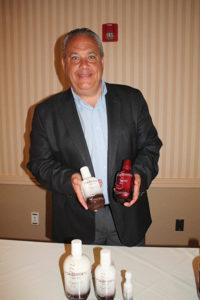 Louis Geneux, President, Forbidden Brands, LLC.