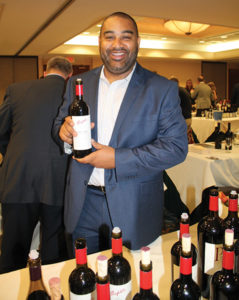 Marc Perry, State Manager Connecticut, Treasury Wine Estates.