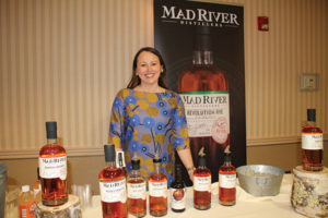 Mimi Buttenhiem, President, Mad River Distillery.