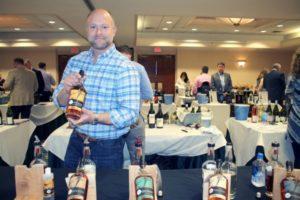 Matt Frohman, Head of Sales, Taconic Distillery.