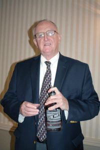 Mike Stacy, Regional Sales Manager Northeast, Clyde May's Whiskey.