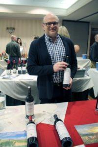 Stephen Klein, VP of Sales, Daou Wines.