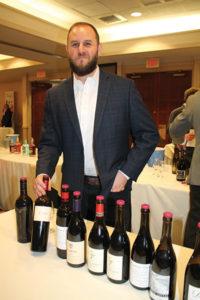 David Mensch, Sales Representative, Slocum & Sons.
