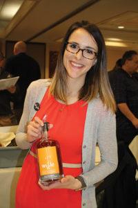 Allison Burns, Director of Sales, Wigle Whiskey.