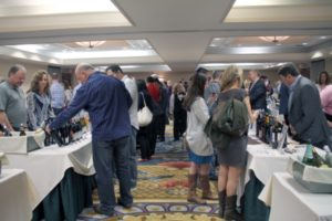 """""""Uncorked and Spirited"""" was held at the Water's Edge Resort and Spa on April 12."""