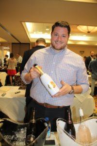 Finn Briggs, New England Regional Manager, Sovereign Brands.