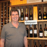 Demetris Tolides, Owner, Surrey Wine Shop.
