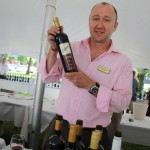Cameron Ashmead, Co-Managing Director, Elderton Winery.