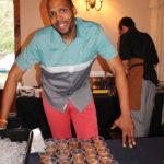 Khalid Williams of Taprock Beer Bar & Refuge.