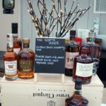 The North House drink display.