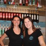 Allison Rodia and Kelsey Renfro, Sales, Waypoint Spirits.