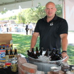 Brian Ames, Sales Manager, Davidson Brothers Brewing Co of Queensbury, New York.