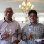 Ajit Patel, Odd Bins Bottle Shop in New Haven and Naresh Yetukuri, Bottle Cork and Keg in East Haven.