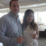 Jim and Tarah Kennedy of Salisbury Wines.